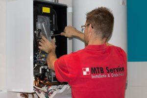 MTB Service - wij laten u niet in de kou staan