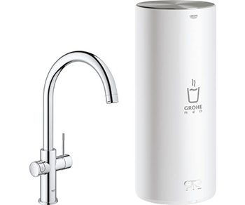 GROHE Red duo keukenkraan